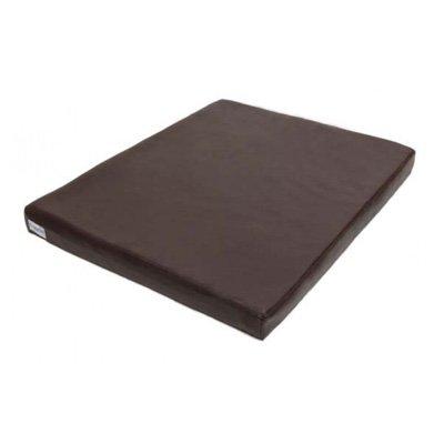 benchkussen-leatherlook-bruin