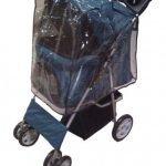 Regenhoes voor Topmast Hondenbuggy 3 wielen