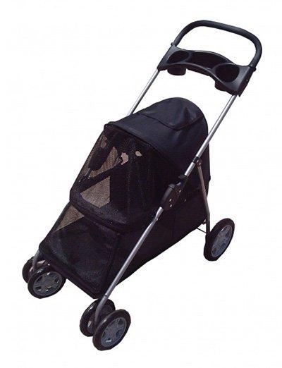 topmast-hondenbuggy-4-wielen-zwart